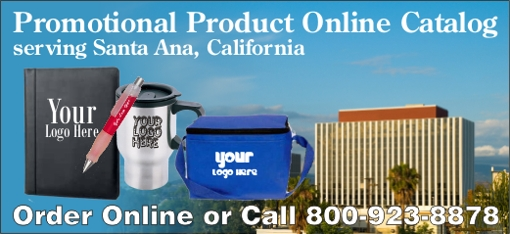 Promotional Products Santa Ana, California